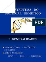A Estrutura Do Material Genetico