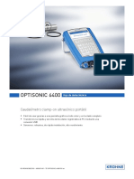 Td Optisonic6400