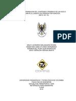 Informe 5 Materia Organica
