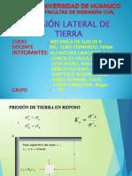 Diapositiva de Presion Lateral 0000000