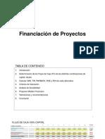 Actividades de Financiamiento