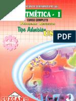 Cuzcano Cepre Uni 2005 II Aritmetica