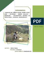 1. Estudio topografico
