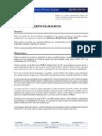 Mod. 307 - EETT - Paneles Aislantes PUR