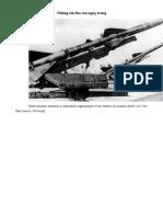 Chiến Thuật Của Tên Lửa Phòng Không Trong Chiến Tranh Việt Nam