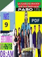 Serie Inquebrantable-paso 5 y 6- Domingo 3-Jun-17-Color y Blanco y Negro