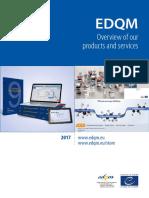 Edqm Catalogue 2017 En