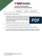 Segunda Practica Calificada - Control de Lectura MIC 408