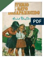 02 - Misterio Del Gato Desaparecido - Enid Blyton