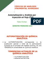Automatizaci n 2011