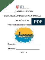SESIÓN14_Autoliderazgo