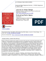 4a Evaluating Public Space