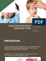 Prolonged Fever Referat Anak by Fixxx