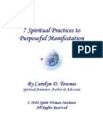 7 Spiritual Practices