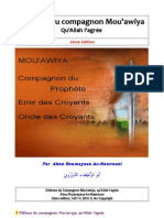 Defense Du Compagnon Mouawiya