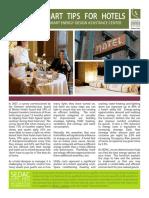 Hotel Niche Market Report FINAL - 05.02.2011