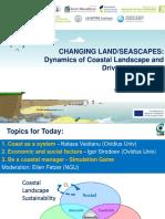 CO-LAND Session 2_Coastal Dynmacis