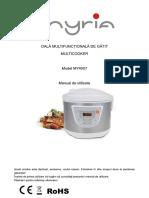 Multicooker MY4007 IM_RO
