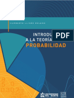 Humberto Llinás Solano Introducción a La Teoría de La Probabilidad