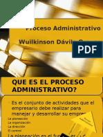 El Proceso Administrativo - Ed. Carvajal
