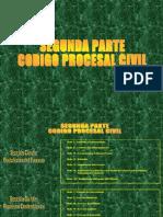 Código Procesal Civil - Postulacion Del Proceso