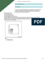ISUZU 4JJ1 Function, Structure, Operation of Engine