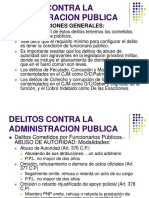 Delitos Contra La Administración Pública (2)