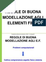 5 Regole Buona Modellazione