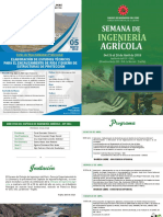 Diptico Semana Agricola 2018