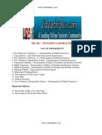 ME2307 lab manual.pdf