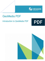 Introduction to GeoMedia PDF
