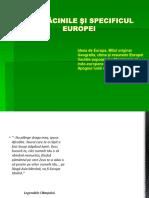 Civilizația europeană - evoluție