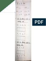 UKG Maths Exercises