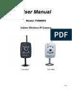 FI8909W User Manual-V2.0