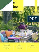 Hellouin Magazine Été 2018