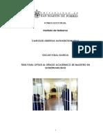 312582074 Sistema Penitenciario Peruano