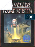 Traveller Game Screen