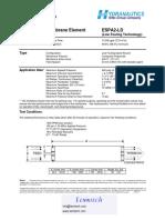 Hydranautics ESPA2 LD L