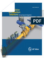 L&T Valve Automation Solutions