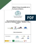 Plan de Movilidad Provincia Huelva