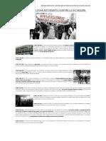 Historia del movimiento estudiantil en España 1965-1970