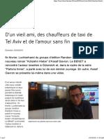 Bertelesmanm BENET interview FRENCH