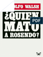 Walsh, Rodolfo - Quien Mato a Rosendo [2379] (r1.1)
