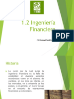 1.2 Ingeniería Financiera