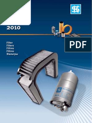 Purflux Carburante Filtro Filtro Diesel Renault Grand Scenic//Megane 3 3 1.5 DCI