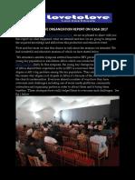 ICASA 2017 Report