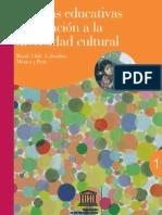 Politicas Educativas de Atencion Diversidad cultural