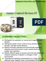 Motor Control Devices IV