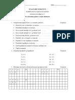 Evaluare Sumativă-unitatea 7 (Mem)