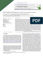 Understanding Starch Organisation in Gluten Free Pasta 2011 Carbohydrate Pol